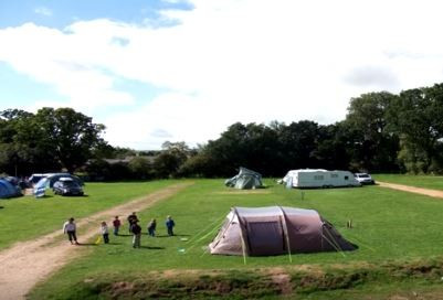 Diggerland Devon Campsite