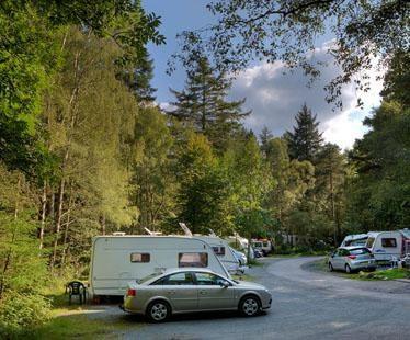 Borrowdale Caravan Club Site