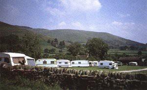 Coopers Camp And Caravan Site