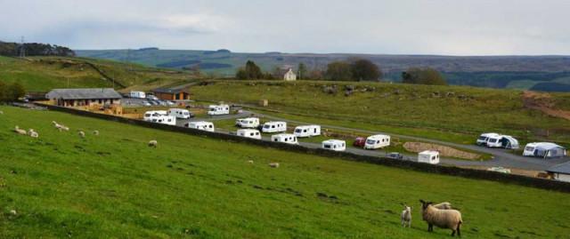 Herding Hill Farm campsite