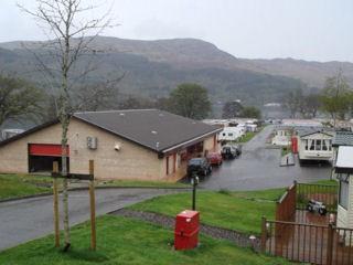 Loch Earn Leisure Park