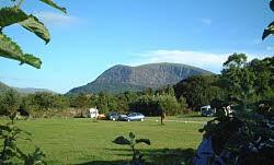 Snowdonia Park Campsite