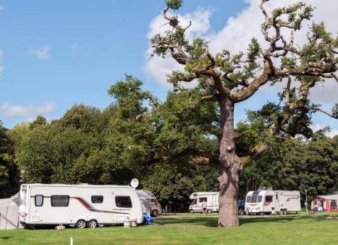Henley Four Oaks Caravan and Motorhome Club Site