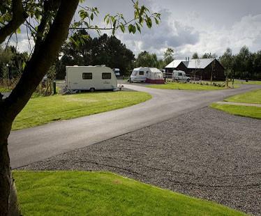 The Firs Caravan Club Site