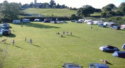 Greenway Farm Caravan and Camping Park