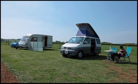 Crossing Farm Touring Caravan & Campsite