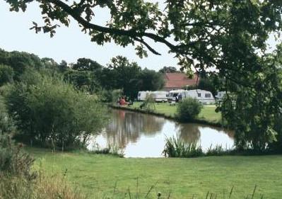 Moorside caravan park