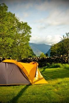 Thirlspot Farm Camping