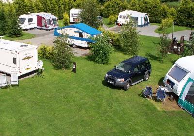 Riverside Touring Park was Millrace Park