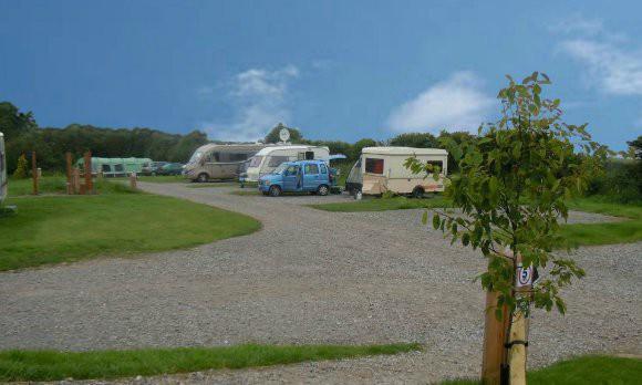 Lythe caravan and camping park
