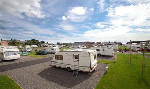 Stonehaven Queen Elizabeth Park Caravan Club Site