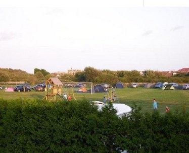 The barn caravan park