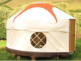 Haven Meadows Yurt Camp - NOW CLOSED