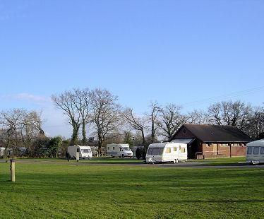 Amberley Fields Caravan Club Site