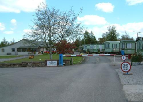 Whitbarrow Hall Caravan Park