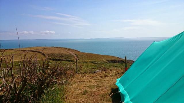 Caerfai Bay Caravan and Tent Park