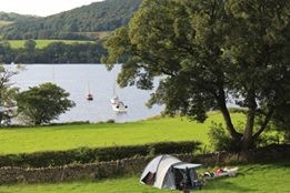 Cross Dormont camping and caravan site