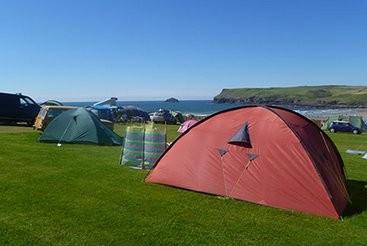 Tristram Camp Site